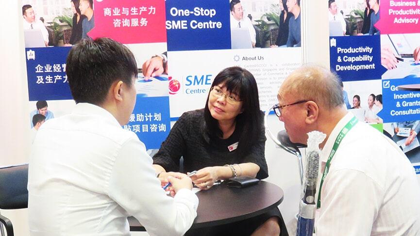 Singapore Business Advisory